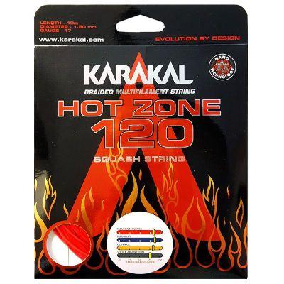 Karakal Hot Zone 120 Red 10 mtr.