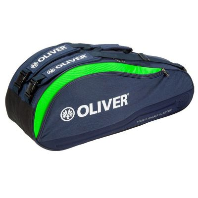 Oliver Racketbag Top Pro navy-green