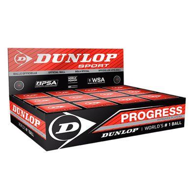 Dunlop Squashball Progress 12 Box