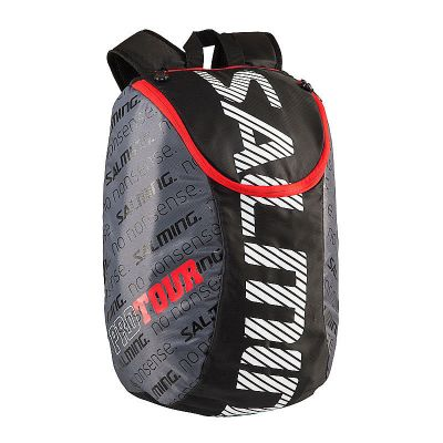 Salming Pro Tour Backpack zwart (18 L)