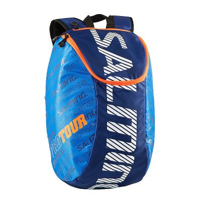 Salming Pro Tour Backpack blauw (18 L)