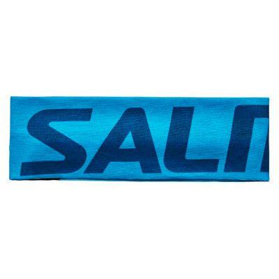 Salming Headband 7 cm. blue-navy