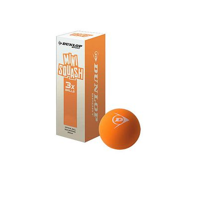 Dunlop Squashball Mini Play 3 Box
