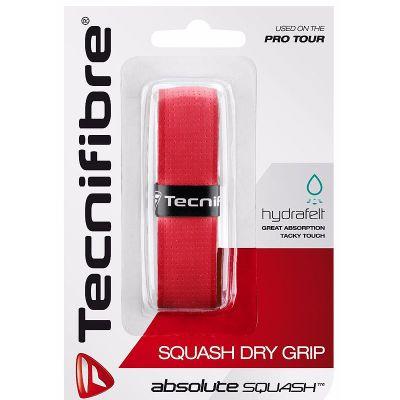 Tecnifibre Squash Dry Grip rood
