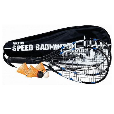 Vicfun Speedbadminton Set VF 2000